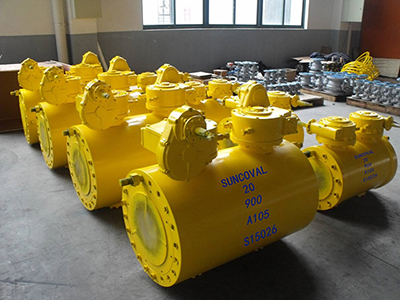 Block & Bleed Ball Valve